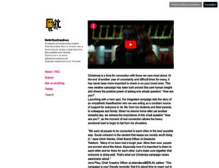 helloyoucreatives.com screenshot