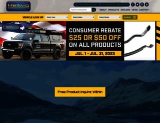 hellwigproducts.com screenshot