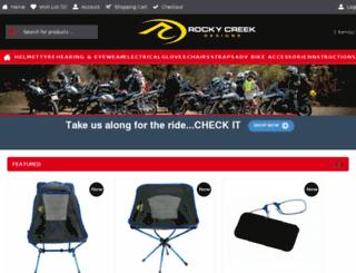 helmetlok.com.au screenshot