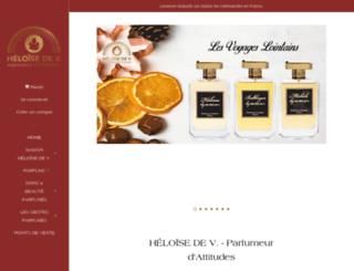 heloisedev.com screenshot