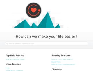 help.groopt.com screenshot