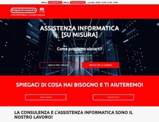 helpdeskcomputer.it screenshot