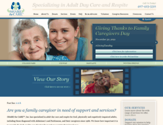 helpforcaregivers.org screenshot