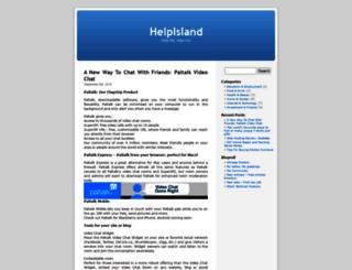 helpisland.com screenshot