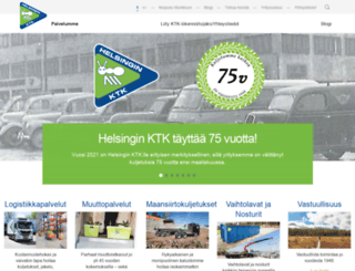 helsinginktk.fi screenshot