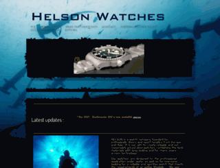 helsonwatch.com screenshot