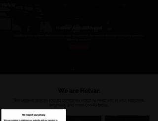 helvar.com screenshot