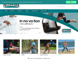 hely-weber.com screenshot