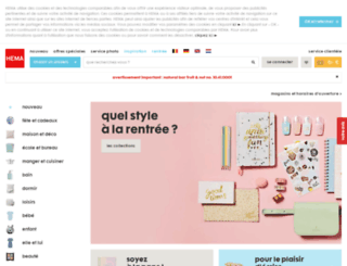 hema.fr screenshot