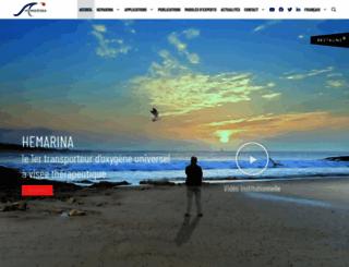 hemarina.com screenshot