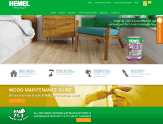 hemel.com.tr screenshot