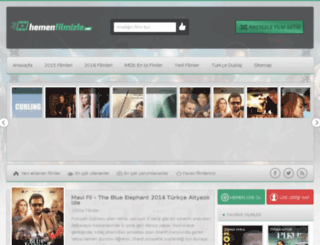 hemenfilmizle.net screenshot