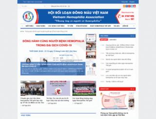 hemoviet.org.vn screenshot