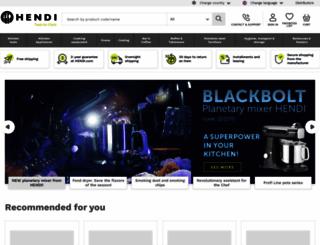 hendi.pl screenshot