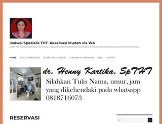 hennykartika.wordpress.com screenshot