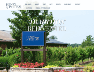 henryofpelham.com screenshot