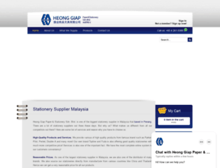 heonggiap.com screenshot