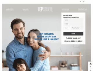 hepistanbul.com.tr screenshot