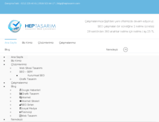 heptasarim.com screenshot
