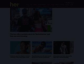 her.ie screenshot