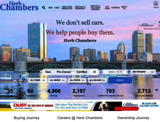 herbchambers.com screenshot