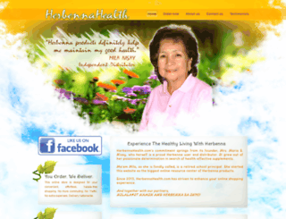herbennahealth.com screenshot