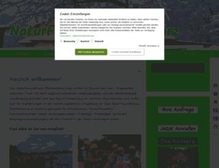 herberge-harz.de screenshot