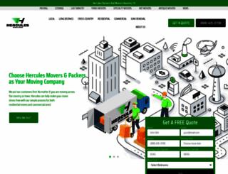 herculesmp.com screenshot