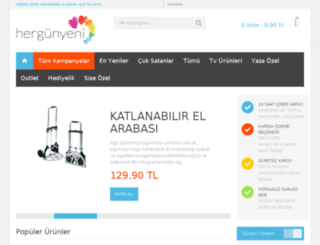 hergunyeni.com screenshot