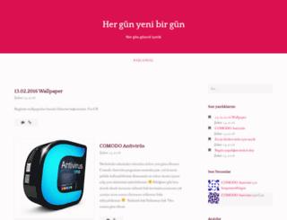 hergunyenibirgun.wordpress.com screenshot