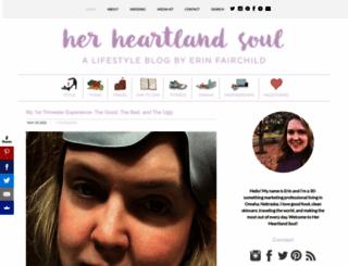 herheartlandsoul.com screenshot
