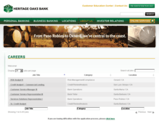 heritageoaksbank.atsondemand.com screenshot