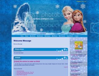 herliana.multipers.com screenshot
