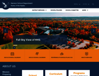 hermon.net screenshot