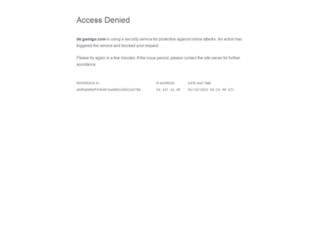 heroesinthesky.gamigo.com screenshot