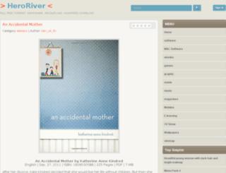 herorivers.org screenshot