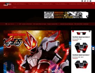 heroshock.com screenshot