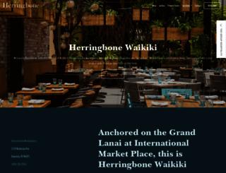 herringboneeats.com screenshot