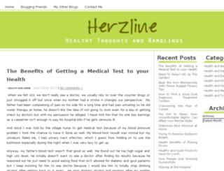 herzline.info screenshot
