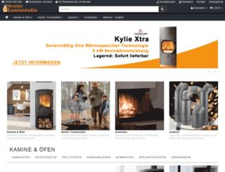 heseler-kaminstudio.com screenshot