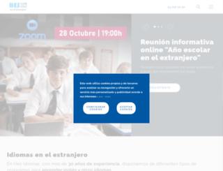 hesidiomas.com screenshot