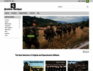 hessenantique.com screenshot