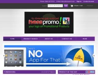 hessprint.espwebsite.com screenshot