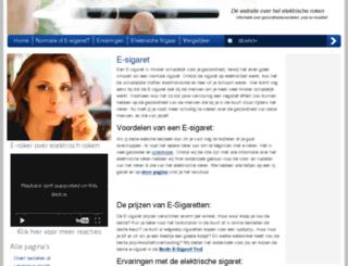 hetelektrischeroken.nl screenshot