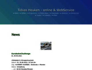 heuken.com screenshot