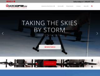 hexacopter.com screenshot