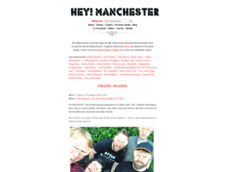 heymanchester.com screenshot