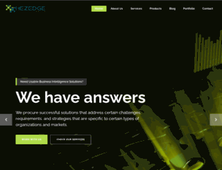 hezedge.com screenshot