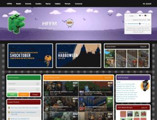 hffm.co.uk screenshot