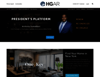 hgar.com screenshot